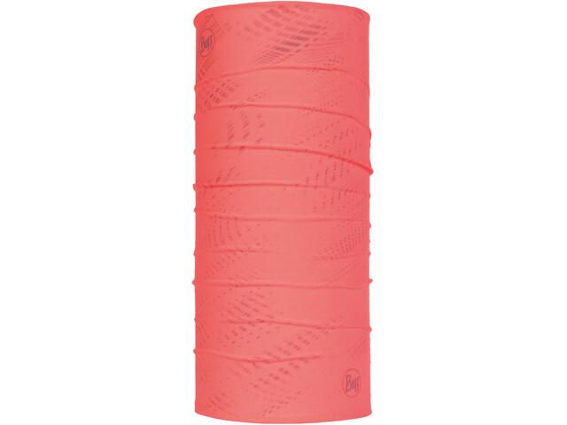 Buff Original Reflective Monikäyttöhuivi, r-solid coral pink